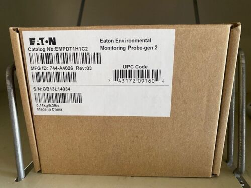 Eaton EMPDT1H1C2 Environmental Monitoring Probe (NEW)