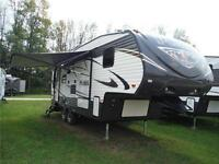 2016 Puma 253FBS 5th Wheel Trailer -1/2 ton towable