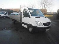 Mercedes-Benz Sprinter 313 CDI Dropside 3.5T DIESEL MANUAL WHITE (2012)