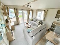 Static caravan for sale at Southerness