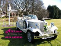 Wedding Car hire | Limo Hire | Classic wedding cars | Hummer Limos