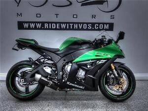 2014 Kawasaki ZX-R10 - V2001NP - **Financing Available