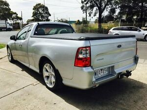 2009 Ford Falcon FG XR8 6 Speed Manual Utility Brooklyn Brimbank Area Preview