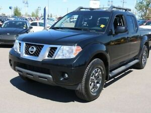2015 Nissan Frontier PRO-4X, 4.0L V6, Touch Screen, Navigation,