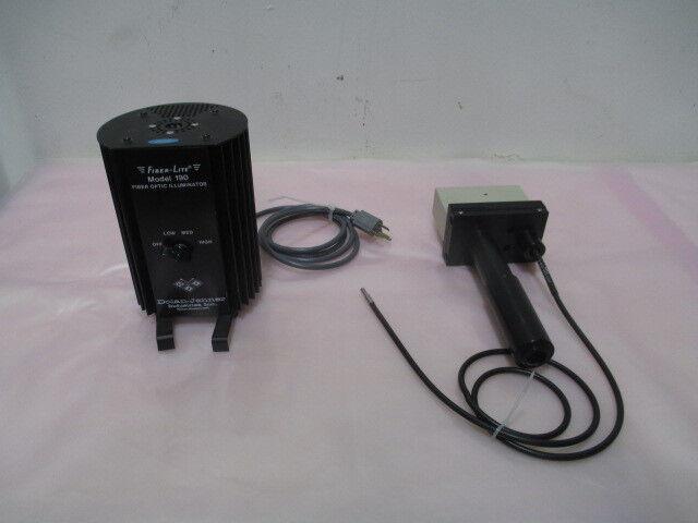 Fiber Optic Illuminator 190, Dolan-Jenner Indust B848