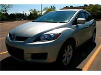 2008 Mazda CX-7, 4WD, Cruise control, Alloy wheels, Like new con