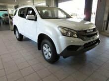 2015 Isuzu MU-X LS-M Splash White Automatic Wagon Thornleigh Hornsby Area Preview