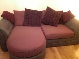ANNA 3 SEATER LOUNGER