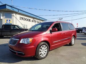 2014 Chrysler Town & Country Touring 3.6L 6CYL 6SPD AUTO