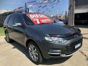 2013 Ford Territory SZ Titanium (RWD) Grey 6 Speed Automatic Wagon Brooklyn Brimbank Area Preview