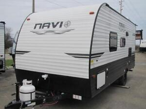 2019 NAVI 16FQ-2856 LBS-LOADED WITH FEATURES-MUST SEE!! T&C RV