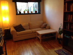 SUBLET for July and August in a GREAT apartment!