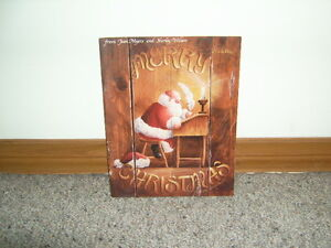 TOLE PAINTING BOOKS ( 2)   MERRY CHRISTMAS AND TREASURES UNTOLD