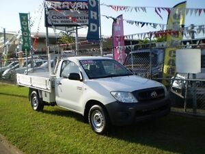 2011 Toyota Hilux TGN16R MY12 Workmate 5 Speed Manual Winnellie Darwin City Preview