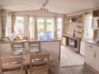 ABI Blenheim luxury 3 bedroom caravan in Cornwall Mullion the Lizard