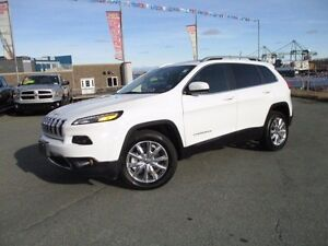 2016 Jeep CHEROKEE LIMITED 4X4 V6, JUST REDUCED TO $29980!!!
