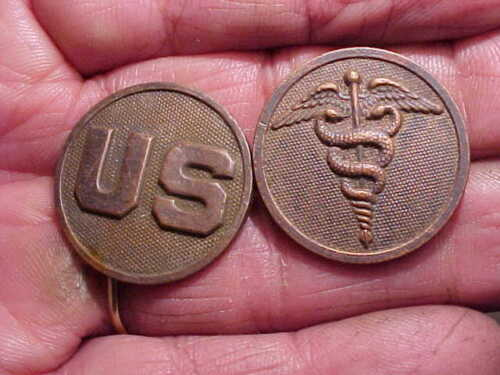 Medical and US collar discs found Columbus New Mexico-Mexican Border Wars