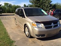 REDUCED -2008 Dodge Grand Caravan SXT Minivan, Van URGENT!!!!