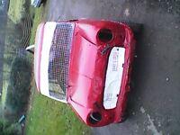 CLASS 1 MINI autograss car