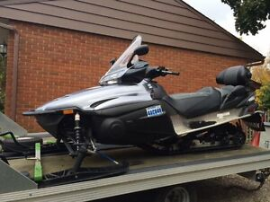 FOR SALE -  2011 Yamaha RS Venture - like new- asking  $6400.00
