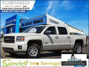 2015 GMC Sierra 1500 SLE - $18/Day - Bucket Seats - Crew Cab - 4