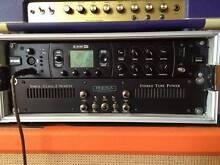 240v Mesa Boogie 2:90 poweramp + midi switcher + 4ru rackcase Eltham North Nillumbik Area Preview