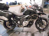 Suzuki DL 650 AL2 2012
