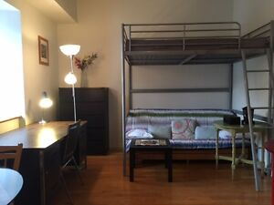 Furnished Apt in Old Montreal Short/Long term!! (All included!!)