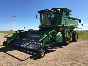 John Deere 9770STS Combine for sale! ONLY 1197 HOURS!
