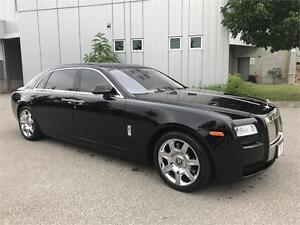 2012 ROLLS ROYCE GHOST EXTENDED WHEEL BASE 12KM FULLY EQUIPED