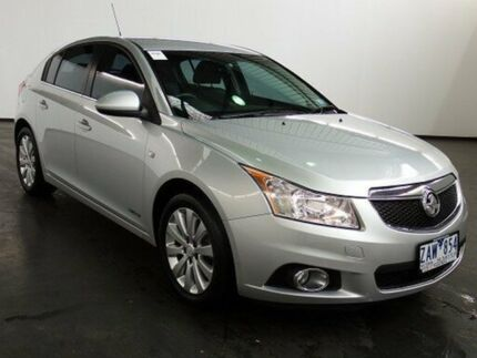 2012 Holden Cruze JH MY12 CDX Nitrate 6 Speed Automatic Hatchback Albion Brimbank Area Preview