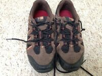 Karrimor Boys Brown Trainers Size 6
