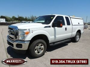 2011 Ford F-250 XLT Ext Cab SD