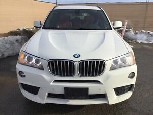 2013 BMW X3 M Package
