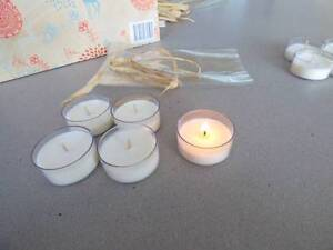 4 home made Gingerbread scent candles Last minute Christmas gift Woonona Wollongong Area Preview