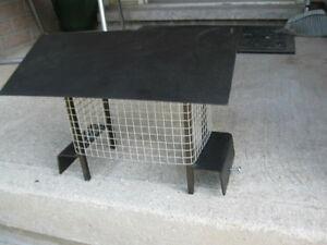 Fireplace Flue Cover