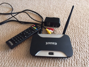 Full HD 1080p Multi Media Player Box