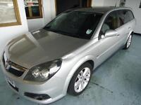 Vauxhall/Opel Vectra 1.8i VVT ( 140ps ) 2008 SRi