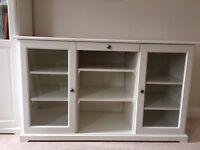 white sideboard(LIATORP IKEA)