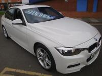 62 BMW 320D M SPORT £30 A YEAR ROAD TAX // LEATHER //CRUISE//CLIMATE