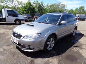 2009 Subaru Outback 2.0 Boxer Diesel Estate Car 4x4 £2995