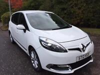2012 12 RENAULT GRAND SCENIC 1.5 GR DYNAMIQUE TOMTOM LUXE ENERGY DCI S/S 5D 110