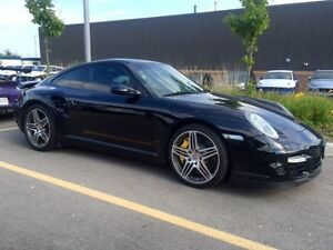 2009 Porsche 911 Turbo Coupe (2 door)