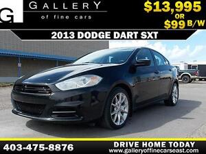 2013 Dodge Dart SXT $99 BI-WEEKLY APPLY NOW DRIVE NOW