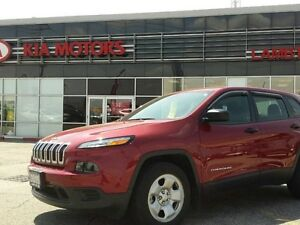 2015 Jeep Cherokee Sport WINTER PACKAGE