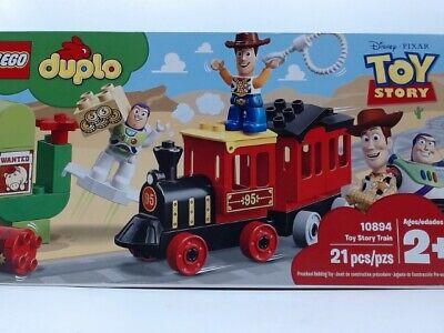 LEGO Duplo Toy Story Train Set (10894) - Worn Box