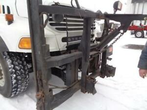 TENCO FRONT PLOW HARNESS & SIDE WING HARNESS