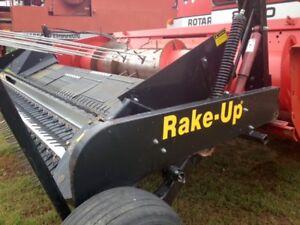 Rake-up Pickup