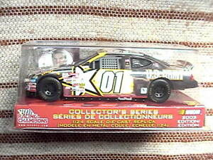 Nascar Racing Champions  2003 Jerry Nadeau U.S. Army Chase Car