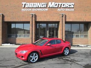 2005 Mazda RX-8 GT AUTO LEATHER!!